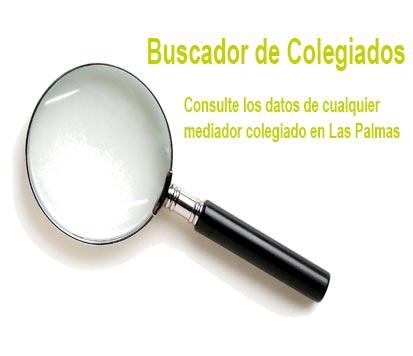 BUSCADOR DE COLEGIADOS