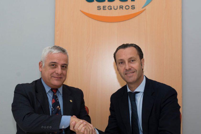 Caser renueva sus acuerdos de colaboración con los Colegios Tenerife y Las Palmas