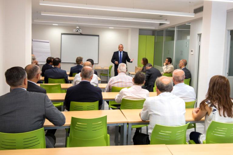 Inauguración Sede del Colegio de Mediadores de Seguros de Las Palmas