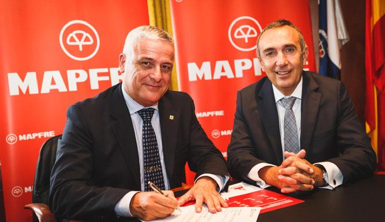 MAPFRE firma protocolo de colaboración