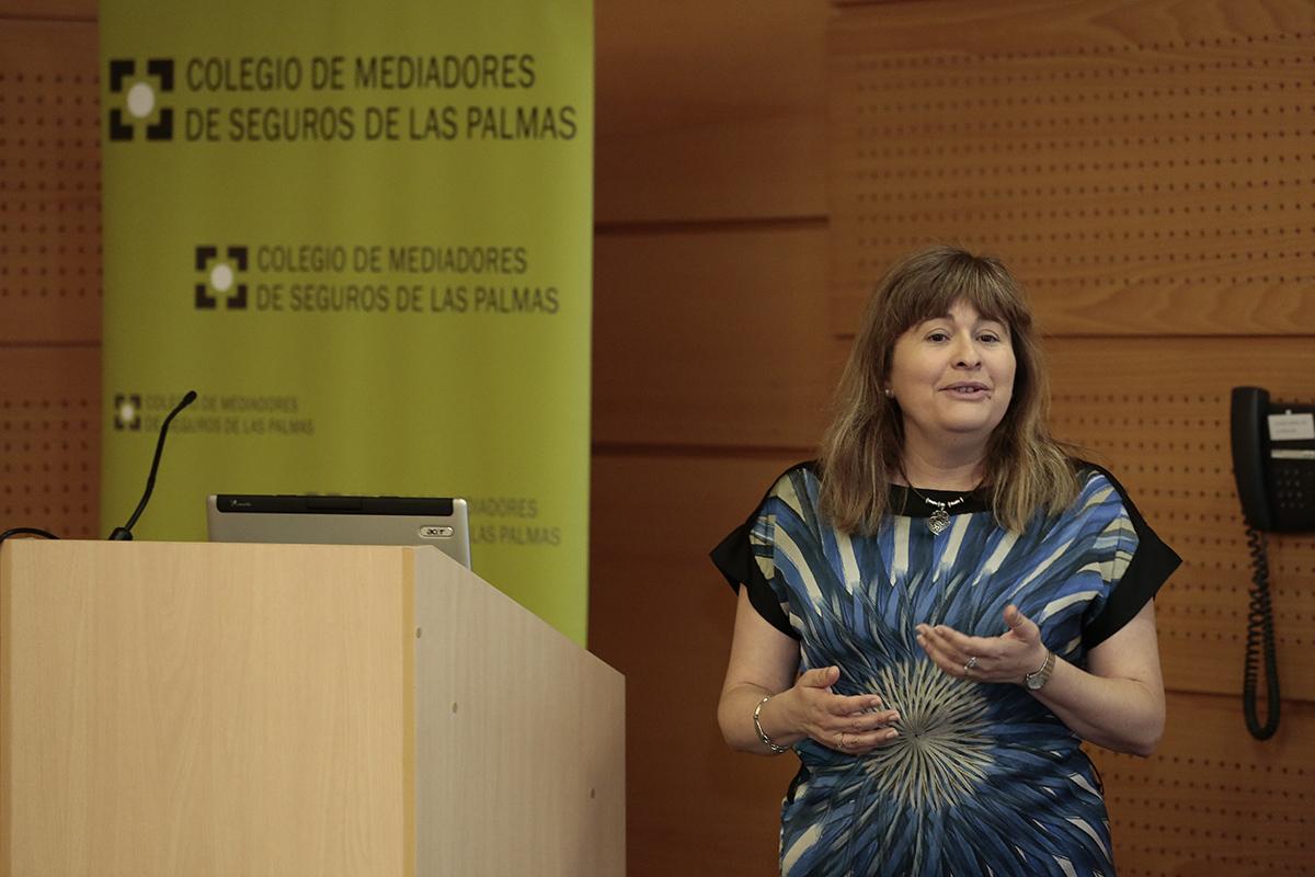 María Belén Pose, directora de la Asesoría Jurídica Corporativa de ARAG