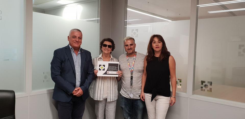 Donación Fundación Da Silva