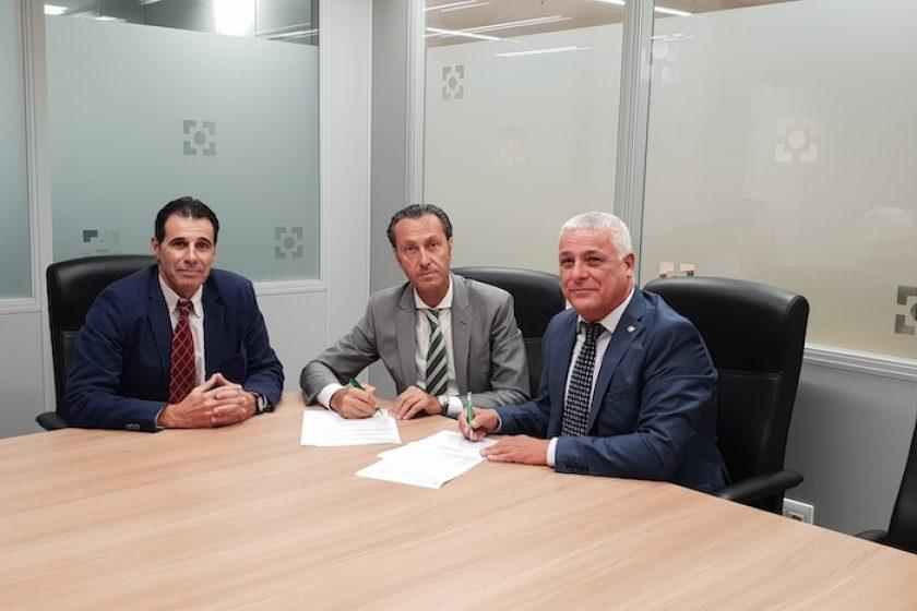 Renovación Caser Seguros y Colegio Mediadores de Las Palmas 2018