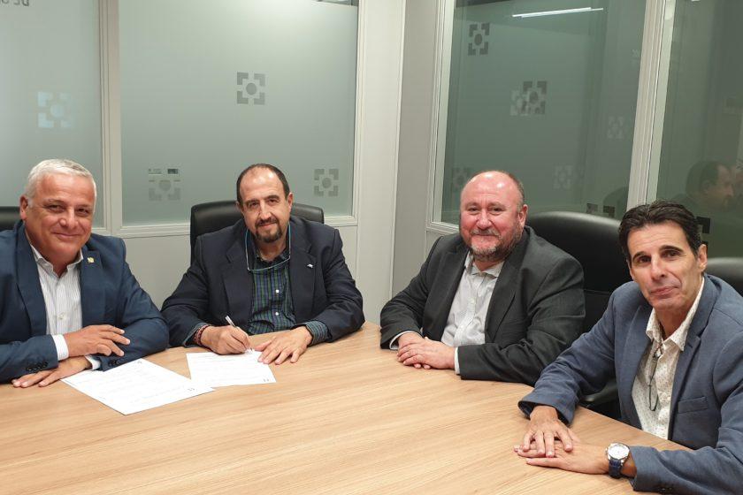 Renovación de Protocolo de Colaboración entre AXA y el Colegio de Mediadores de Seguros de Las Palmas